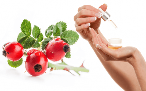 Ward off the Wrinkles with Rosehip Oil