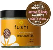 Fushi Organic - 100% Virgin Shea Butter - Unrefined !