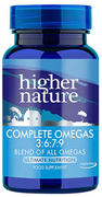 Higher Nature - Complete Omegas 3:6:7:9