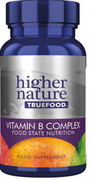 Higher Nature - True Food B-COMPLEX