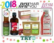 Organic Beauty Box - 2018 Try Me Kit