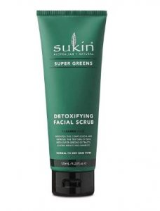 Sukin - Super Greens Detoxifying Facial Scrub