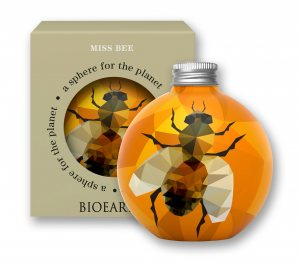 BIOEARTH A Sphere For The Planet - Miss Bee 2σε1 Σαμπουάν & Αφρόλουτρο / Miss Bee 2in1 Shampoo & Shower Gel