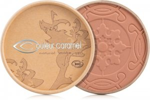 Couleur Caramel - Compact Bronzer n°21 Pearly Rosy Brown