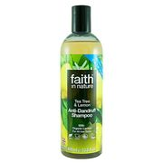 Faith In Nature -  Lemon & Tea Tree Shampoo