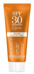 BIOEARTH Sun - Facial Sun Cream With SPF30