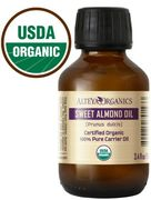 Alteya Organics - Organic USDA Sweet Almond Oil