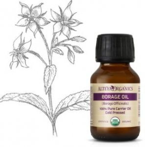 Alteya Organics - Organic Borage Oil