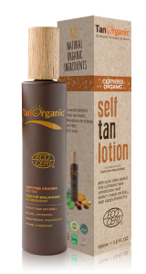 Tan Organic - Certified Organic Self Tan Lotion