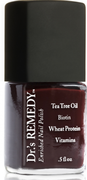 Dr.'s REMEDY Enriched Nail Care - Βερνίκι Νυχιών  / Defense Deep Red