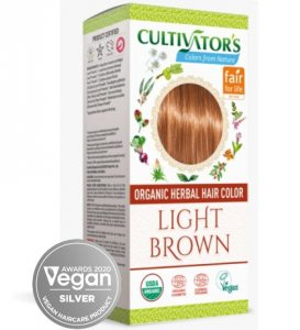 Khadi Natural -  Herbal Hair Colour Light Brown