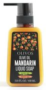 Olivos - Mandarin & Olive Oil Liquid Soap