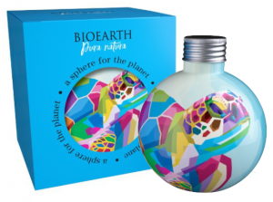BIOEARTH  A Sphere For The Planet - Miss Turtle 2σε1 Σαμπουάν & Αφρόλουτρο / Miss Turtle 2in1 Shampoo & Shower Gel