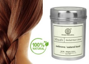 Khadi Natural - Herbal Nut Brown Henna / Natural Hazel