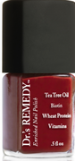 Dr.'s REMEDY Enriched Nail Care - Βερνίκι Νυχιών  / Remedy Red