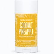 Schmidt ' s Deodorant SENSITIVE – Natural Deodorant Stick with Coconut & Pineapple