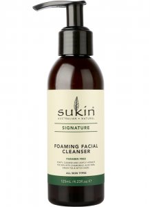 Sukin - Foaming Facial Cleanser